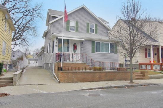 70 Marston St Medford MA Home for Sale