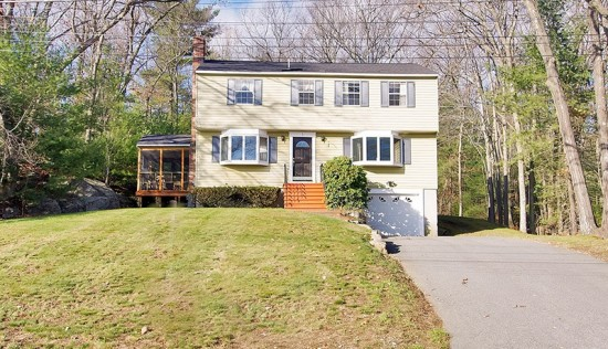 1 Fern Road Andover MA Home for Sale