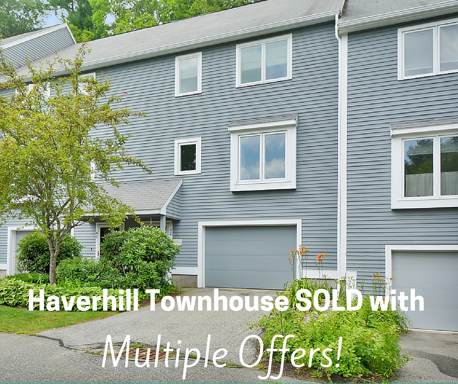 just sold with multiple offers townhouse in haverhill ma ron carpenito prime property team. Black Bedroom Furniture Sets. Home Design Ideas