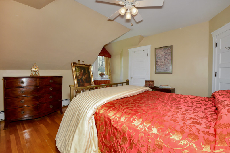 Master Bedroom - North Andover Condo for Sale