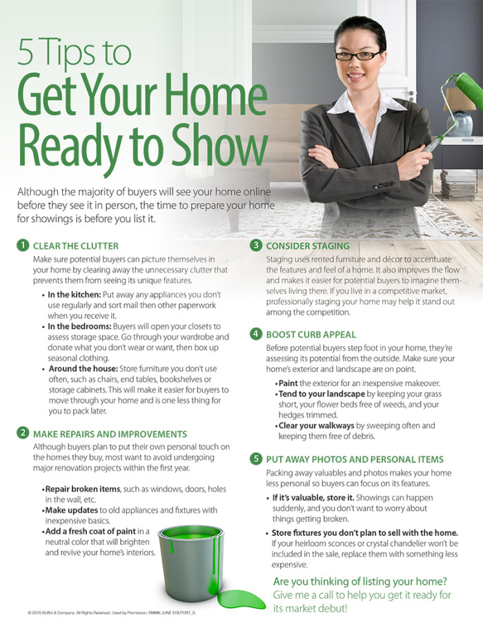 5 tips to get your home ready to show ron carpenito prime property team at keller williams. Black Bedroom Furniture Sets. Home Design Ideas