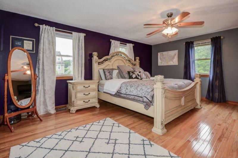 Bedroom - Tewksbury Condo for Sale