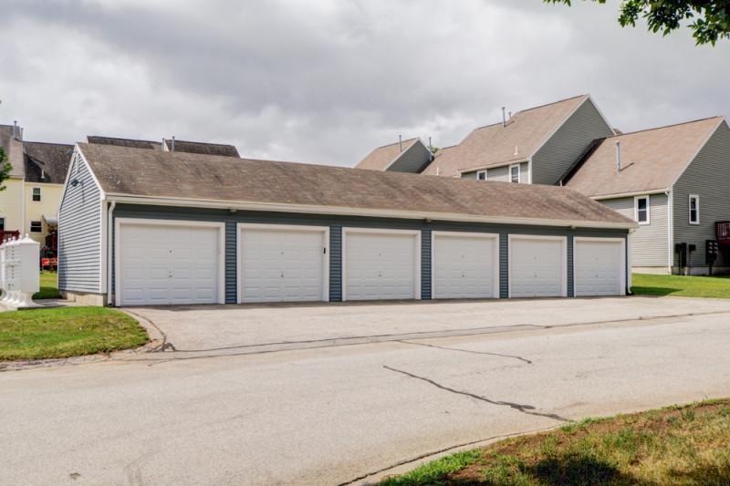 Garage - Tewskbury Condo for Sale