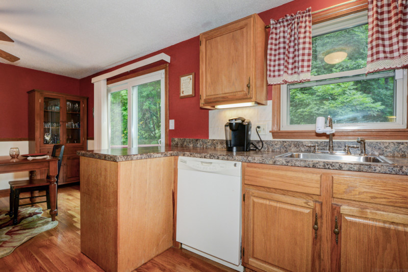 Kitchen - Merrimack Meadows Condo for Sale