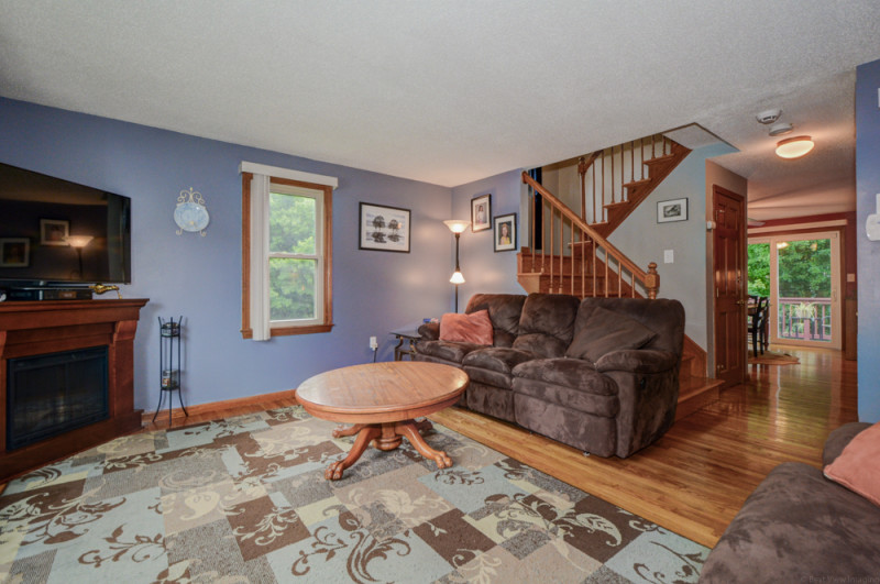 Living Room - Tewksbury Condo for Sale