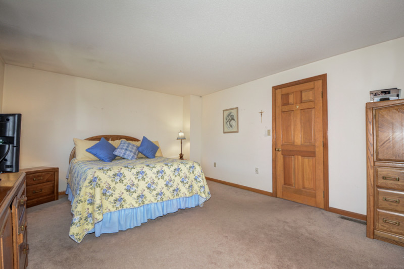 Bedroom - Merrimack Meadows Townhouse for Sale