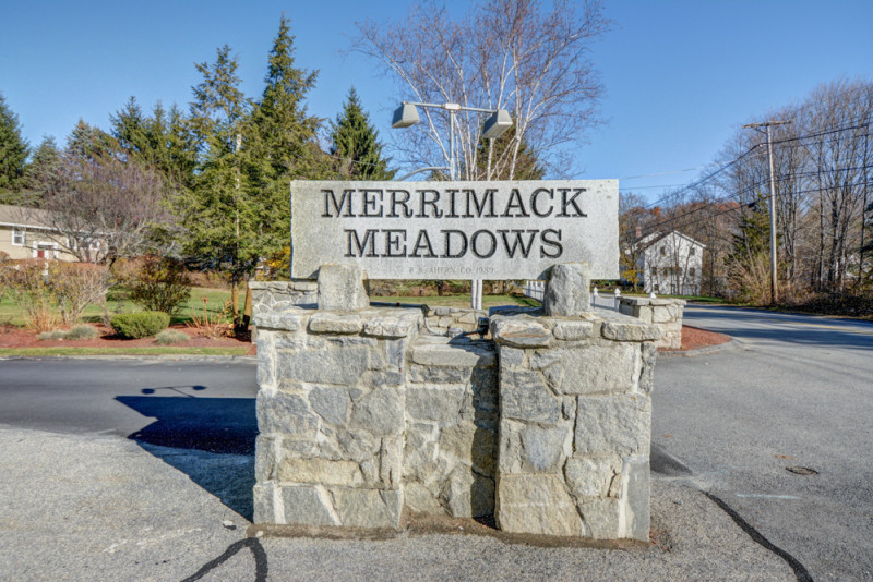 Merrimack Meadows Condo for Sale Tewksbury