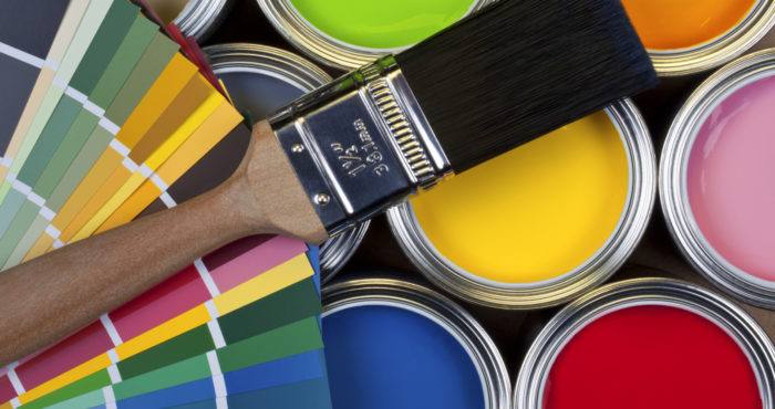 Tips on picking the right paint color