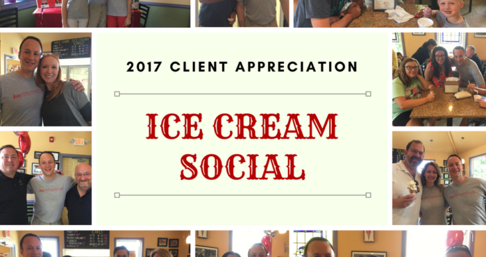 ICE CREAM SOCIAL 2017 CLIENT APPRECIATION