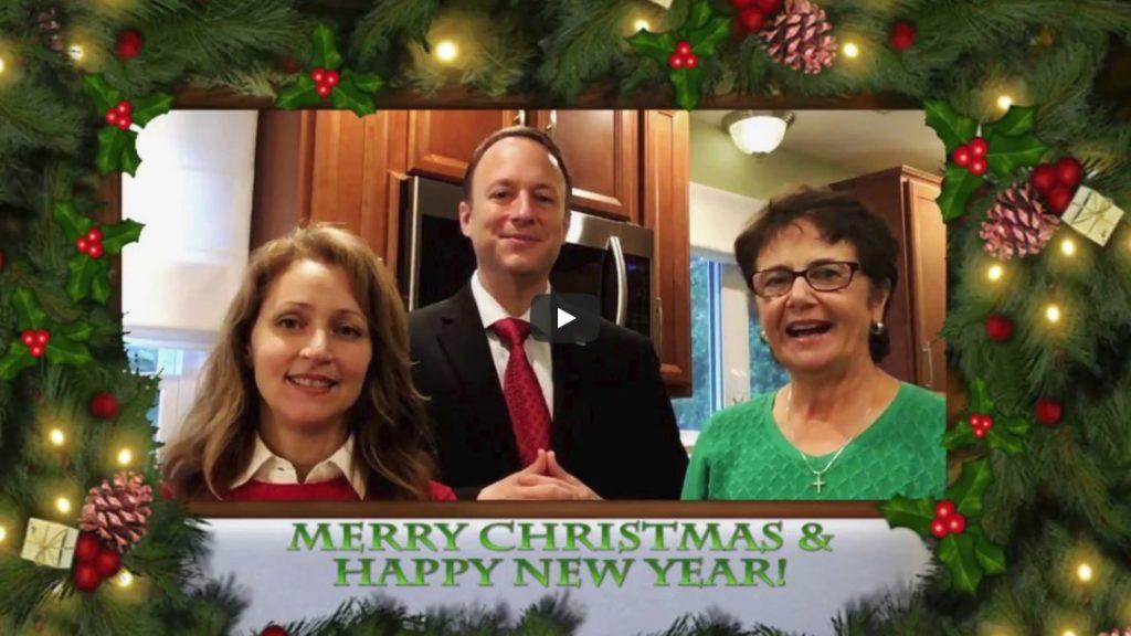 Merry Christmas-Happy New Year