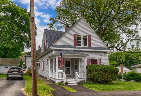 3 Bed Colonial For Sale Haverhill, MA