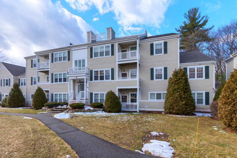 Andover Condo at Brookside